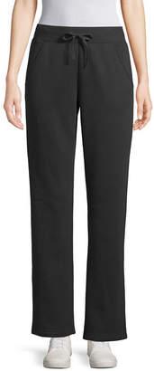 ST. JOHN'S BAY SJB ACTIVE Active Basic Fleece Pant- Tall