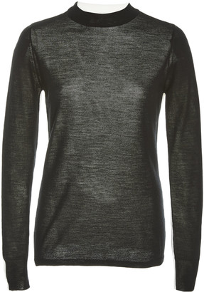 Vaara Aria Mock Neck Knit