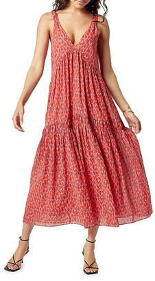 Bondi Tiered Sleeveless Dress