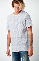 On The Byas Allover Speckle Print T-Shirt