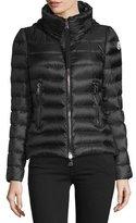 Moncler Agape Short Puffer Jacket, Black