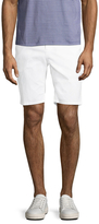Toscano Solid Cotton Shorts