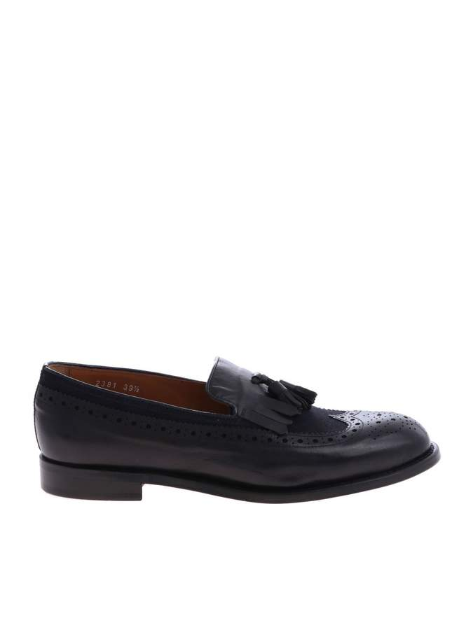 Doucal's Doucals Loafer Leather