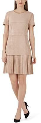 Marc Cain womens Kc 21.08 J20 Midi Peplum Dress,(Manufacturer Size: N4)