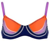 Cynthia Rowley Colorblock Swimsuit Top