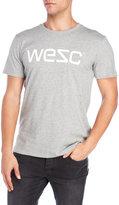 Wesc Logo Short Sleeve Tee