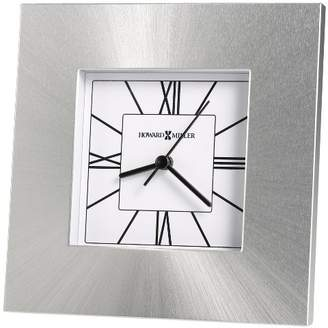 Howard Miller Kendal Tabletop Clock 645-749 - Contemporary & Square with Quartz Movement