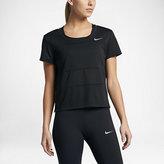 Nike Dry (City) Women's Short Sleeve Running Top