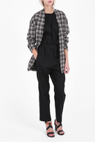 Isabel Marant Tweed Long Cardigan