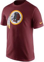 Nike Men's Washington Redskins Cotton Essential Logo T-Shirt