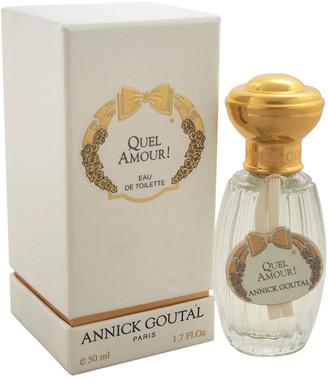 Annick Goutal Women's Quel Amour 1.7Oz Eau De Toilette Spray