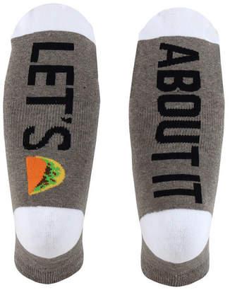 Sock Talk Ladies' Low Cut Socks Lets Taco About It