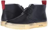 Del Toro Leather Chukka Sneaker with Metallic Trek Sole Men's Shoes