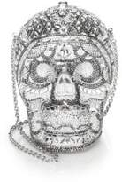 Judith Leiber Skull Shoulder Bag