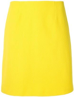 Paule Ka Pique Mini Skirt
