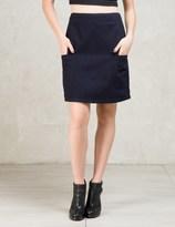 A.P.C. Blue Jupe Nashville Skirt