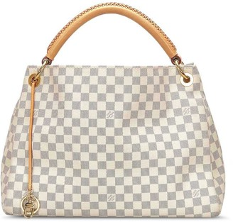 Louis Vuitton 2013 Pre-Owned Checked Tote