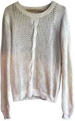 Gat Rimon White Cotton Knitwear