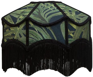 House Of Hackney Palmeral Nile Velvet Lampshade
