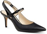 Nine West 'Kookie' Slingback Mary Jane Pointy Toe Pump (Women)