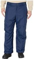 Columbia Big Tall Bugabootm IV Pants (Collegiate Navy) Men's Outerwear