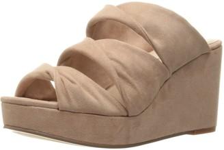 Chinese Laundry Women's Carlie Wedge Slide Sandal