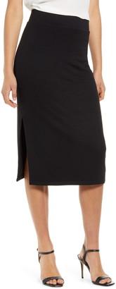 Chelsea28 Knit Pencil Skirt