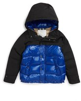 Burberry Toddler Boy's Howell Hooded Jacket