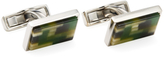 Canali Puzzle Rectangular Cufflinks