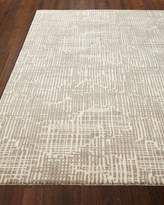 Dash & Albert Justine Loom-Knotted Runner, 2.5' x 8'