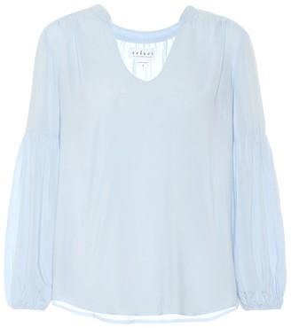 Velvet Yulia crApe blouse
