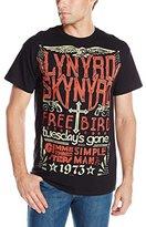 FEA Men's Lynyrd Skynyrd Free Bird 1973 T-Shirt