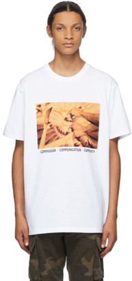 Vans White Julian Klincewicz Edition Community T-Shirt