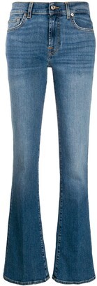 7 For All Mankind Flared Style Jeans