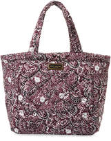 Marc Jacobs Women's Quilted Paisley Tote Bag