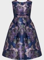 Dorothy Perkins Womens Chi Chi London Curve Multi Colour 'Alys' Prom Dress