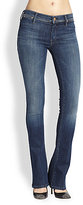 Mother Daydreamer Flared Skinny Jeans