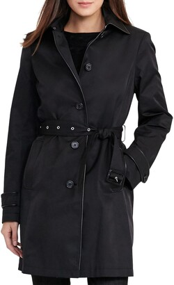 Lauren Ralph Lauren Trench Raincoat