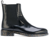 Maison Margiela contrasting sole Chelsea boots
