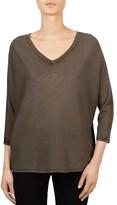 Gerard Darel Alacia Silk Blend Sweater