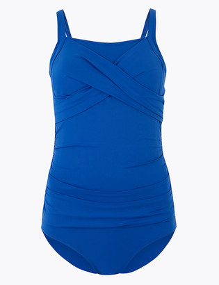 Marks and Spencer Tummy Control Post Surgery Bandeau Swimsuit