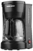Black & Decker BLACK+DECKER BLACK + DECKER - 5 Cup Coffee Maker