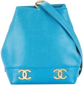 Chanel Pre-Owned 1991-1994 CC logos shoulder bag