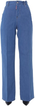 "DSQUARED2 Basic Bohemian"" Jeans"