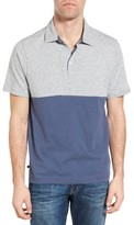 Travis Mathew Men's Castilla Colorblock Jersey Polo
