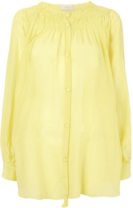 Maison Flaneur Button-Up Shirt