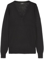 Joseph Cashmere Sweater - Black