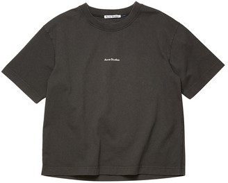 Acne Studios Classic T-shirt Black