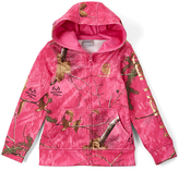 Carhartt Pink Realtree Xtra® Camo Zip-Up Hoodie - Toddler & Girls