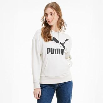 Puma Classics Women's Logo Hoodie